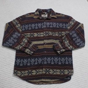 The Territory Ahead Men's Button Down Size L